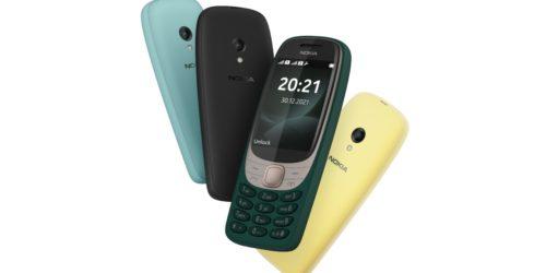 Nowa Nokia 6310 jak stare jeansy, czyli powrót legendy w odświeżonej wersji