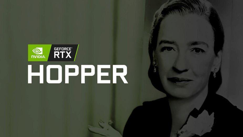 architektura nvidia hopper od nazwiska grace hopper