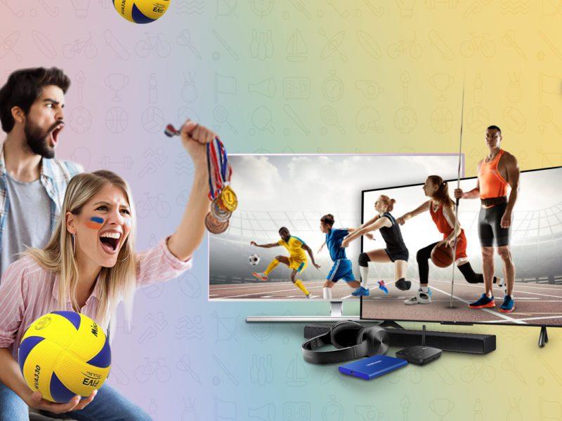 Telewizory tańsze nawet o 600 zł. Wystartowała olimpijska promocja