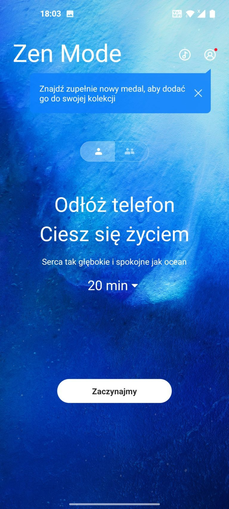 OnePlus Nord CE 5G Zen Mode