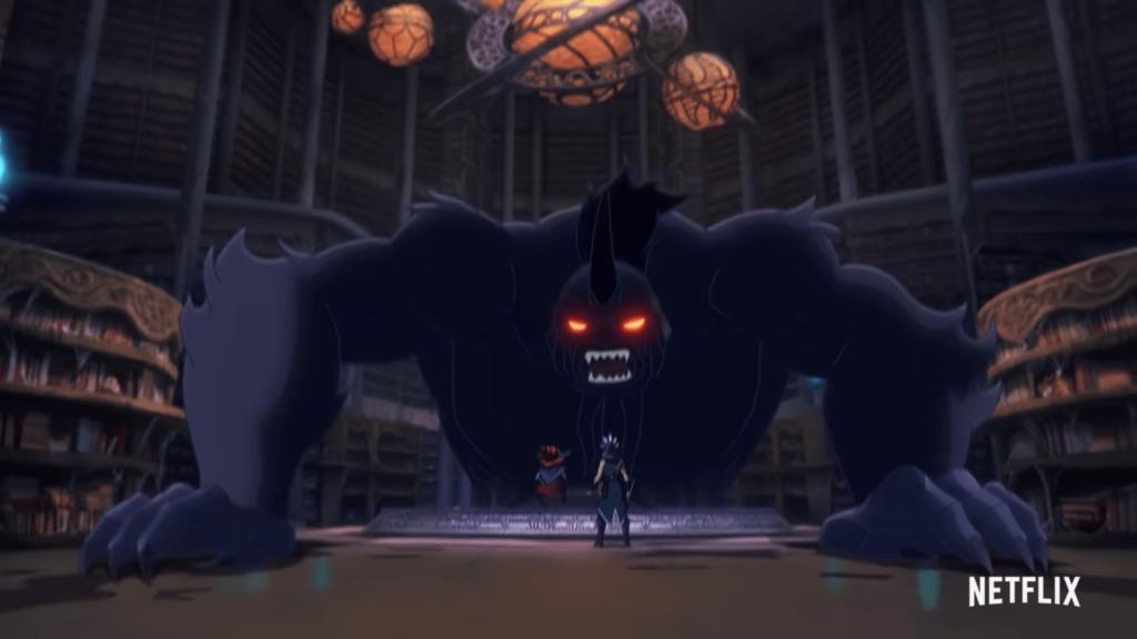 Orko Evil Lynn Władcy Wszechświata