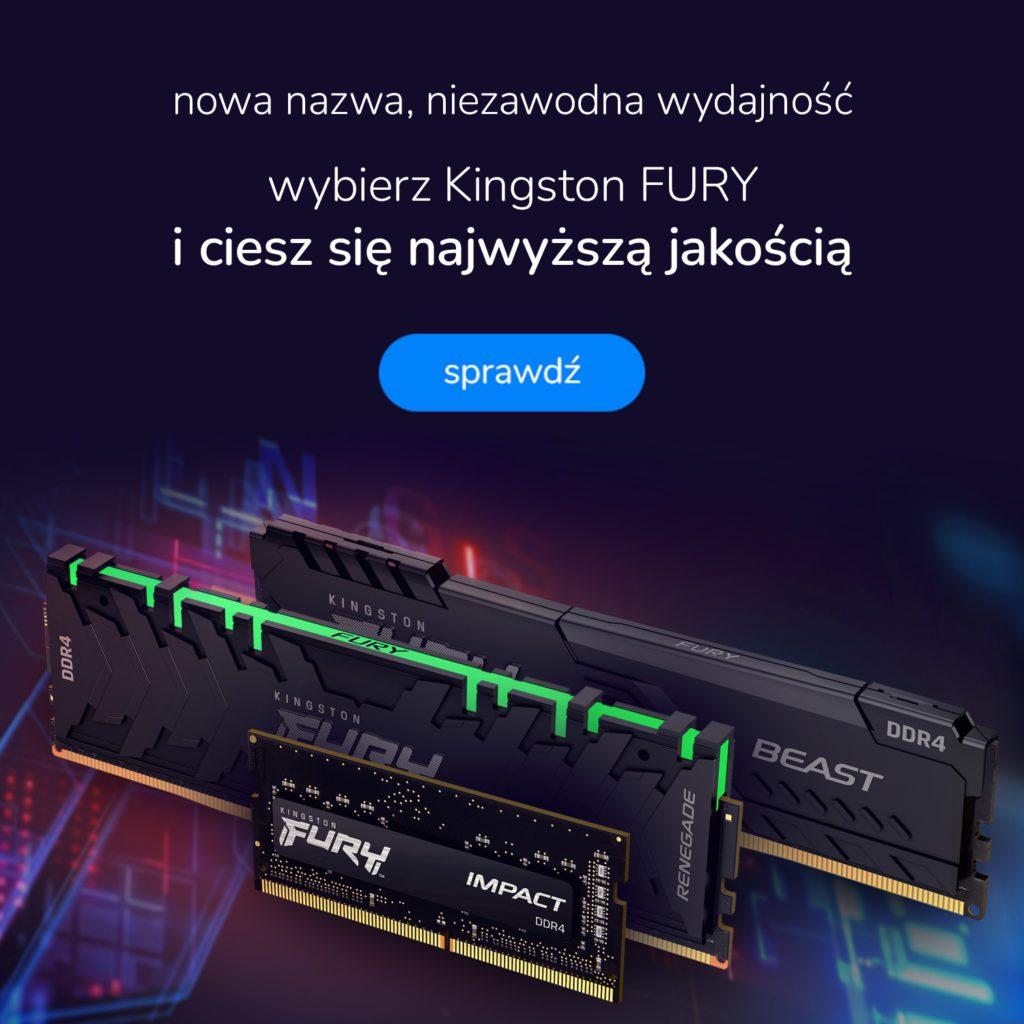 Pamięć RAM Kingston Fury