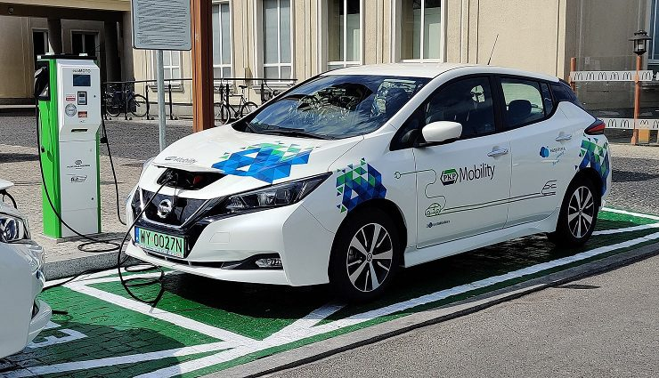 PKP Mobility carsharing