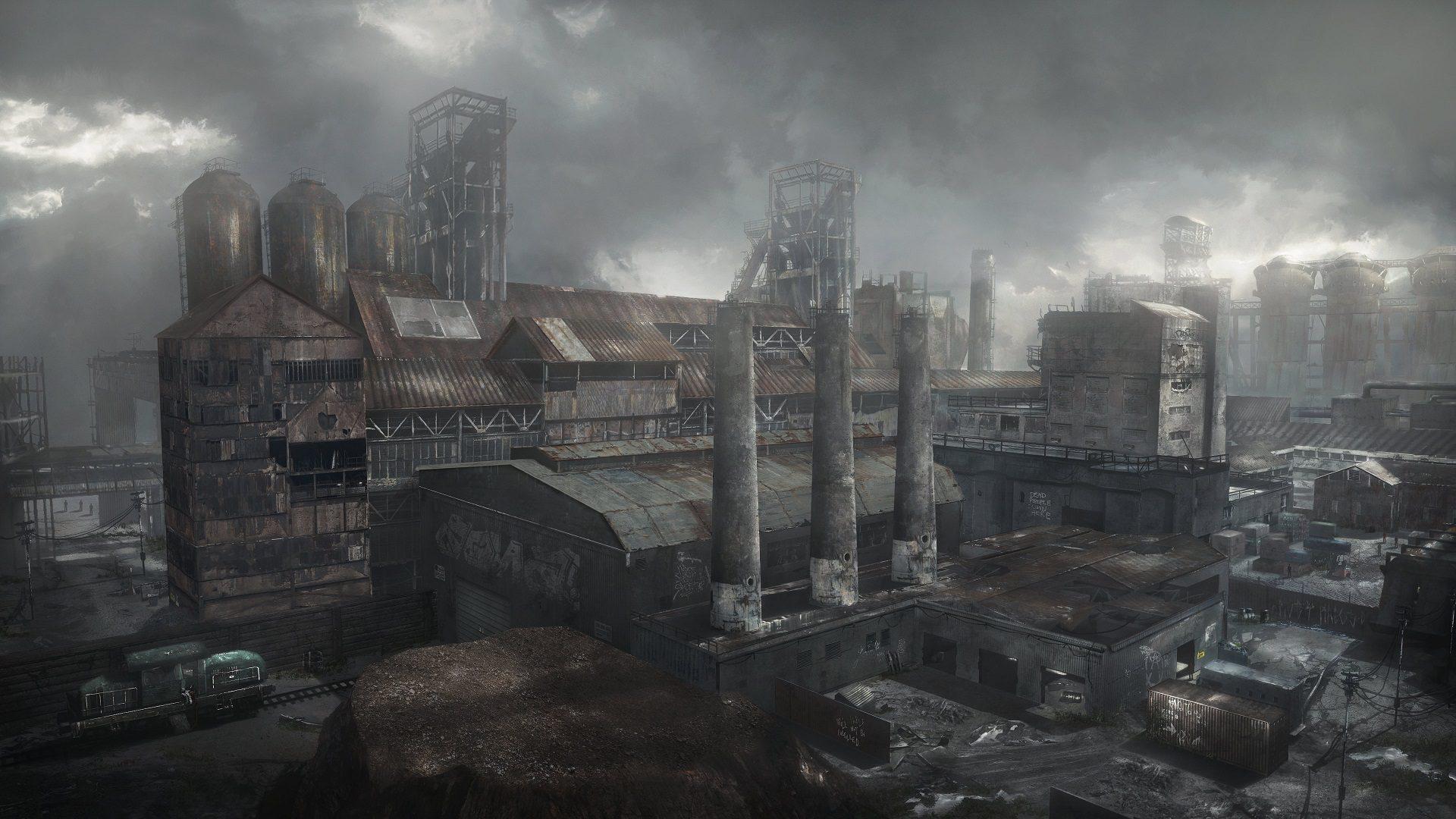 RoboCop Rogue City fabryka
