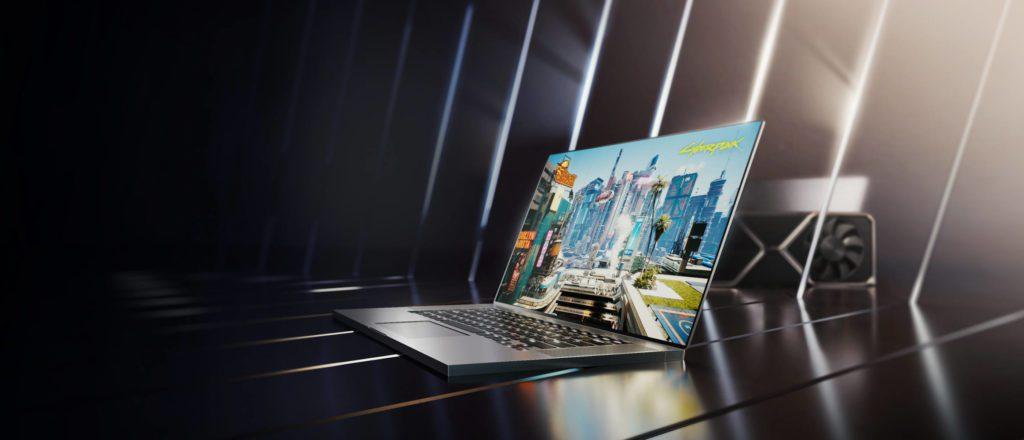 laptop z kartą geforce rtx 3000