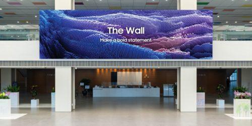 Samsung The Wall nowej generacji już dostępny. Ale tylko dla tych z grubym portfelem