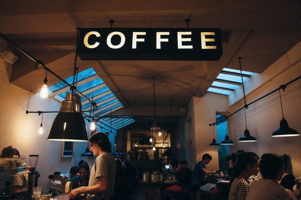 small business kawiarnia