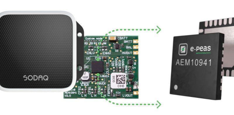 TRACK Solar: śledzenie zasobów IoT dzięki mocy słońca