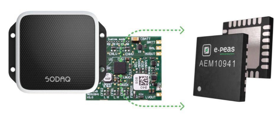 SODAQ TRACK Solar IoT