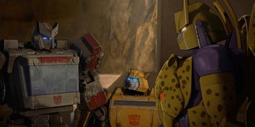 """""""Transformers: War for Cybertron: Kingdom"""" - trailer, premiera i inne informacje"""