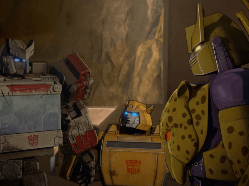 """""""Transformers: War for Cybertron: Kingdom"""" – trailer, premiera i inne informacje"""