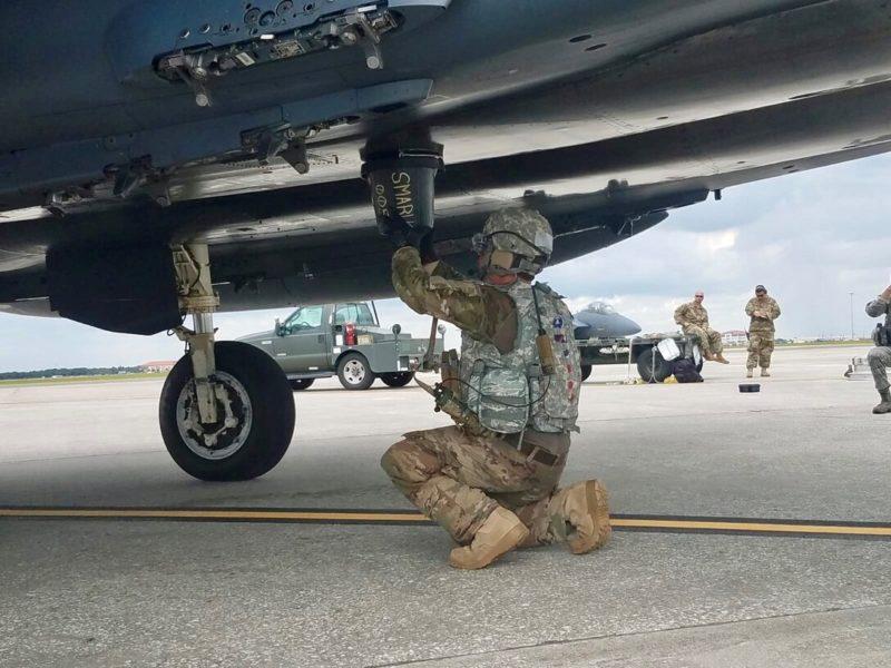 Google Cloud rozwiąże problemy USAF?