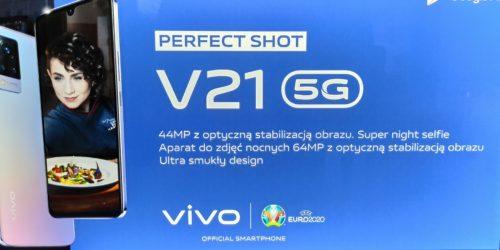 Polska premiera vivo V21 5G – krótka relacja i specyfikacja