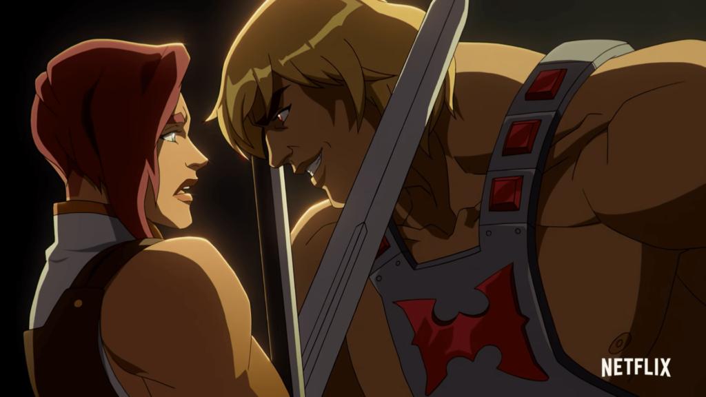 Władcy wszechświata: Objawienie Teela He-Man