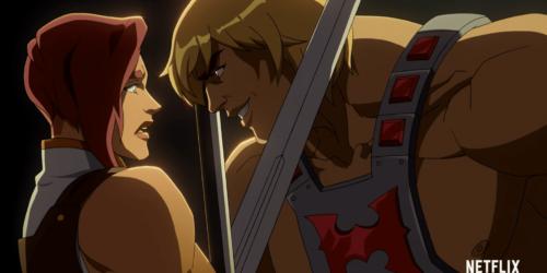 """""""Władcy wszechświata: Objawienie"""" – recenzja. He-Man bez He-mana?"""