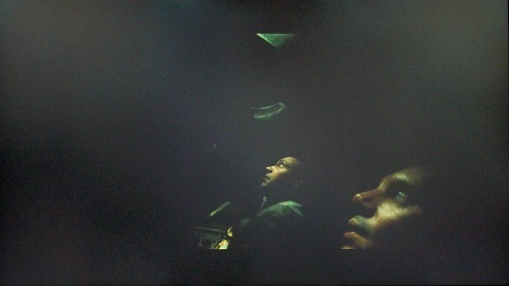 ciemna scena na ekranie LG 55nano863pa