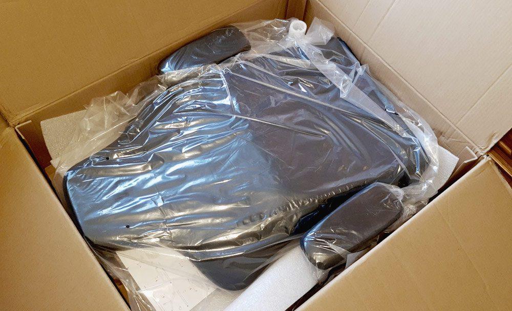 unboxing fotela yumisu 2052
