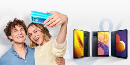 20 rat 0 procent na dowolny smartfon z oferty x-kom