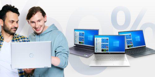 30 rat 0 procent na zakup laptopów do nauki… i nie tylko