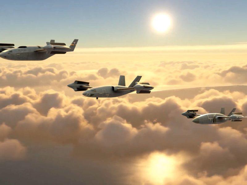 Bell pokazał samolot HSVTOL. Początek rewolucji?