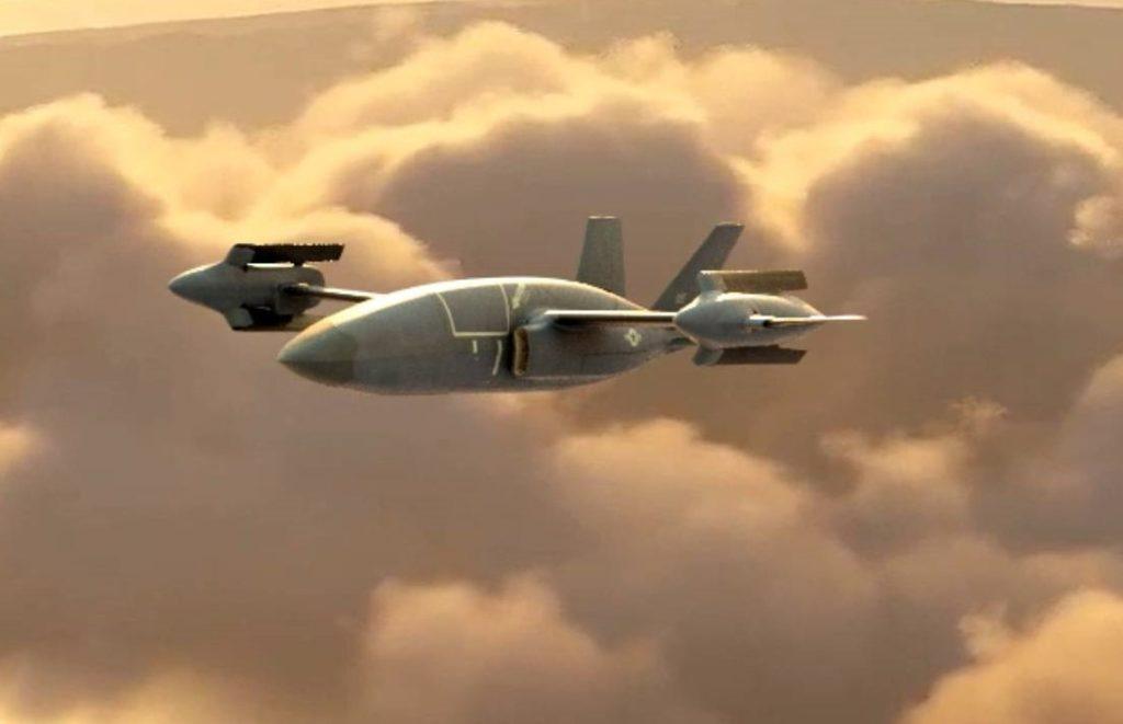 Bell HSVTOL dron