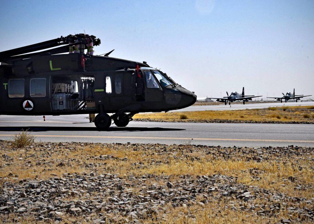 Black Hawk Afganistan