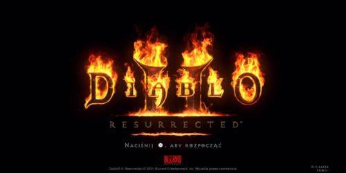 BETA Diablo II Resurrected bez sentymentu!