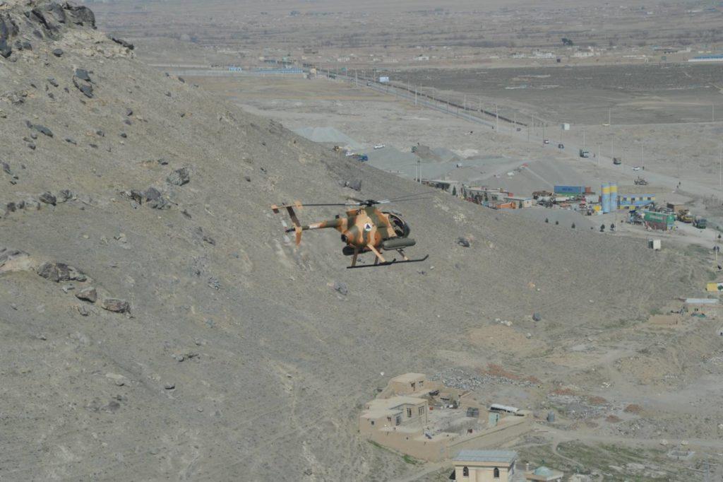 MD-530 Afganistan