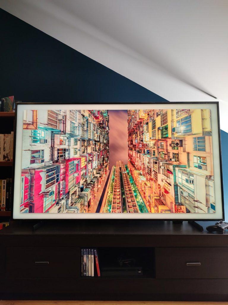 Samsung The Frame fotografia High Density