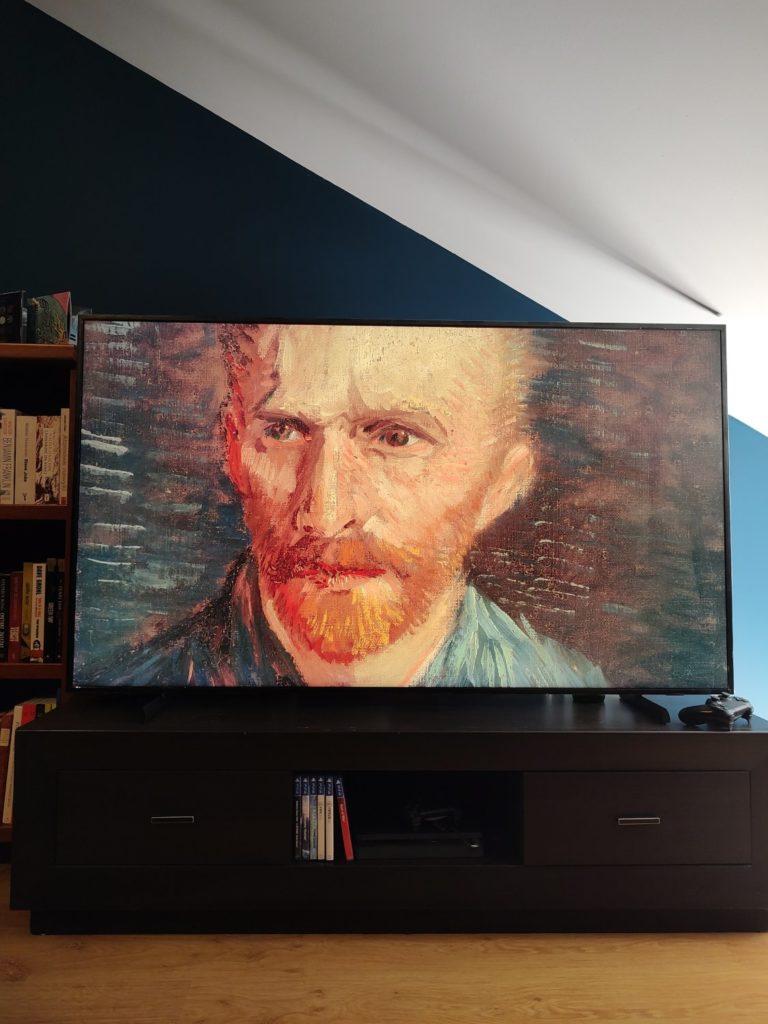 Samsung The Frame obraz Van Gogh