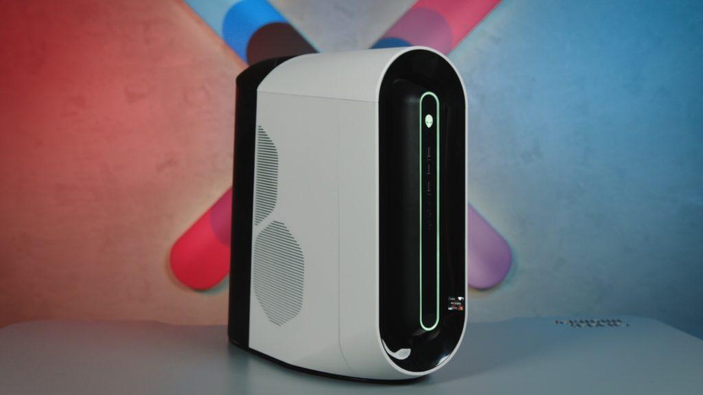 Alienware Aurora R10 wygląd