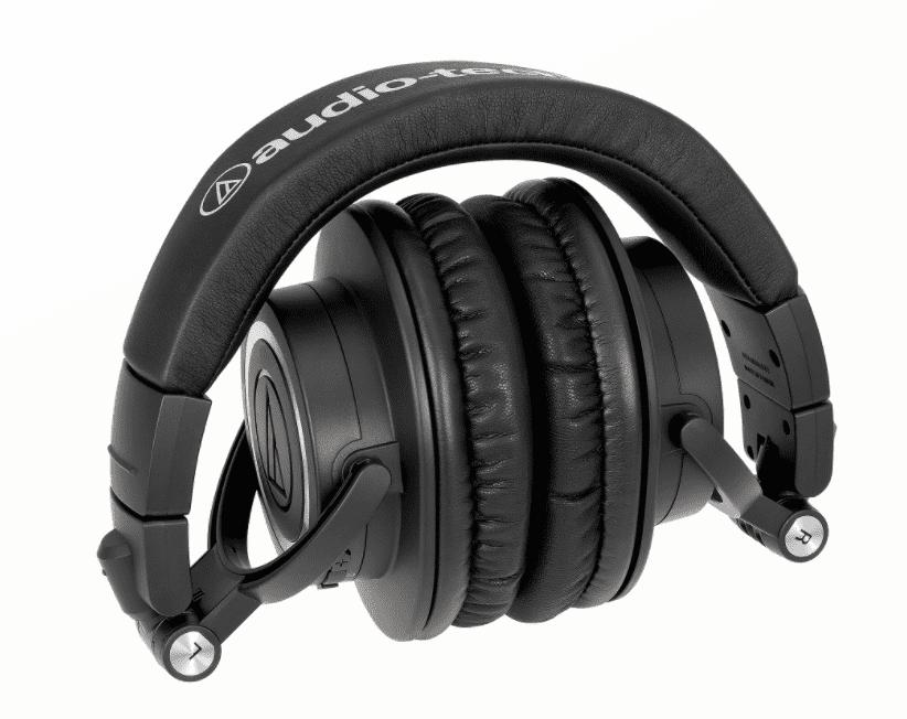 Audio-Technica ATH-M50xBT2 złożone