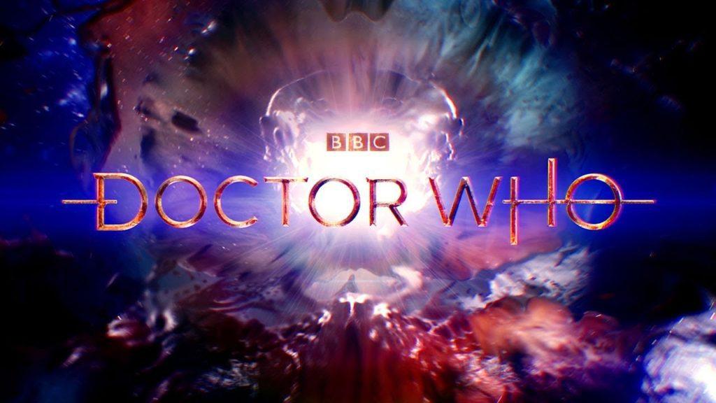 Doctor Who logo obecne