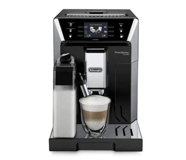ekspres ciśnieniowy do kawy DeLonghi ECAM 550.65.SB Primadonna Class