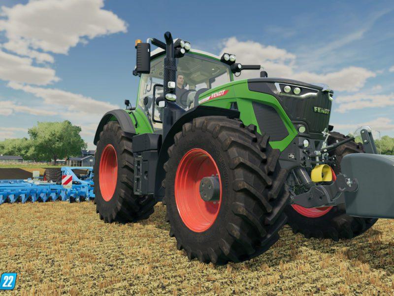 Farming Simulator 22 – premiera, wymagania, gameplay, nowości. Wszystkie informacje o symulatorze