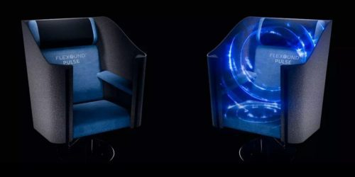Zanurz się w dźwięku – Flexound stworzył nowatorskie rozwiązanie audio do kin i nie tylko