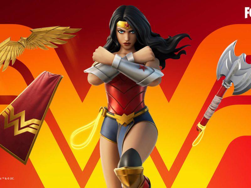 Wonder Woman w Fortnite? Dowiedz się jak zdobyć skórkę bohaterki komiksów DC