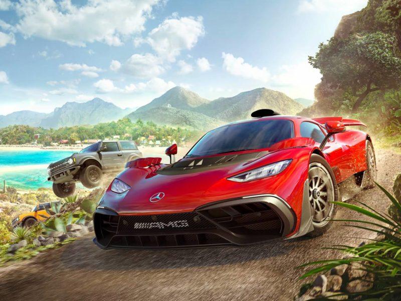 Nowy gameplay Forza Horizon 5 powoduje opad szczęki