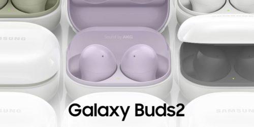 Galaxy Buds 2 – najlżejsze słuchawki douszne w historii Samsunga