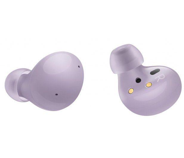 Galaxy Buds 2 fioletowe słuchawki