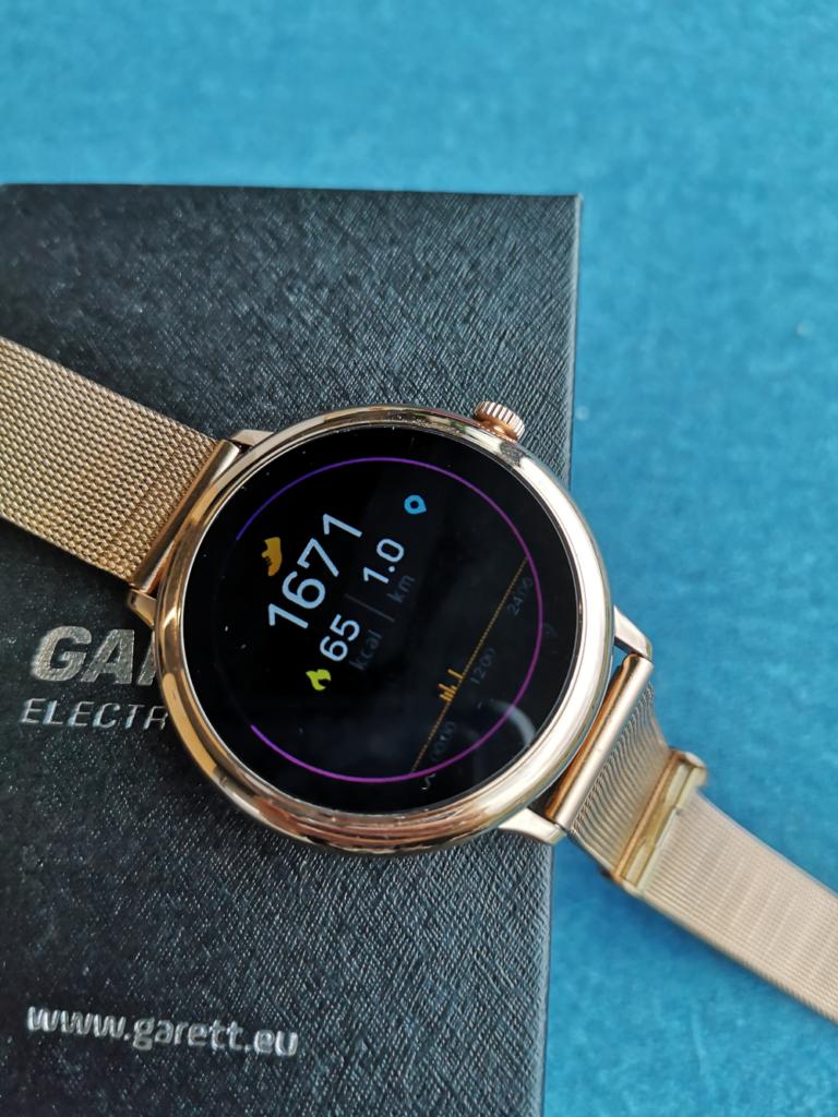 Garett Woman Emma smartwatch recenzja