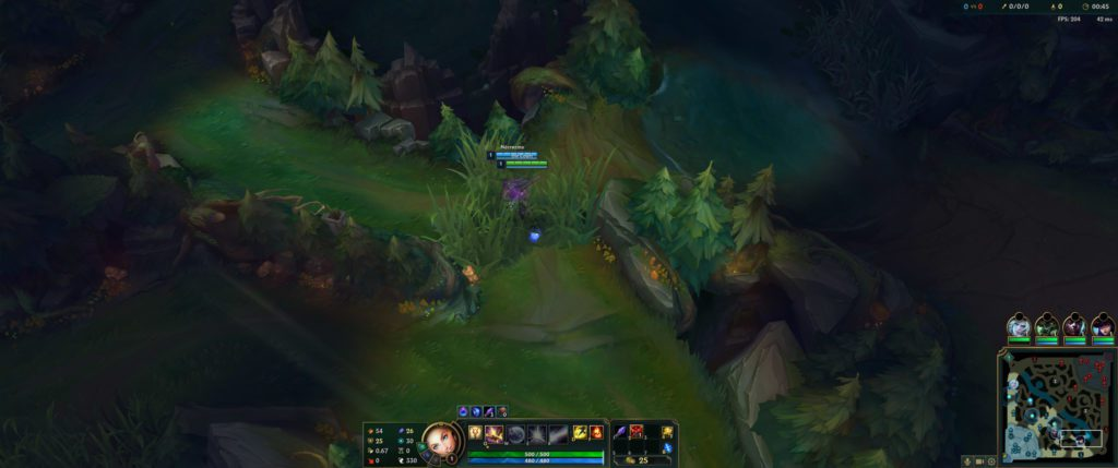 league of legends na ultrapanoramicznym monitorze huawei mateview gt