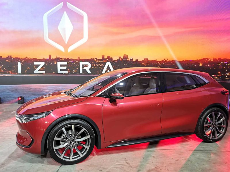 Izera otrzyma 250 mln zł dofinansowania ze Skarbu Państwa. Polski samochód elektryczny będzie rozwijany