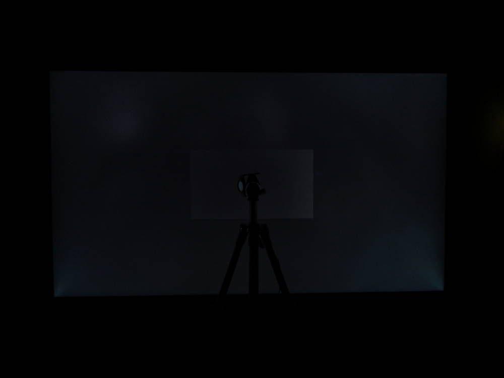 delikatne prześwietlenia na ekranie samsunga qe55q77a