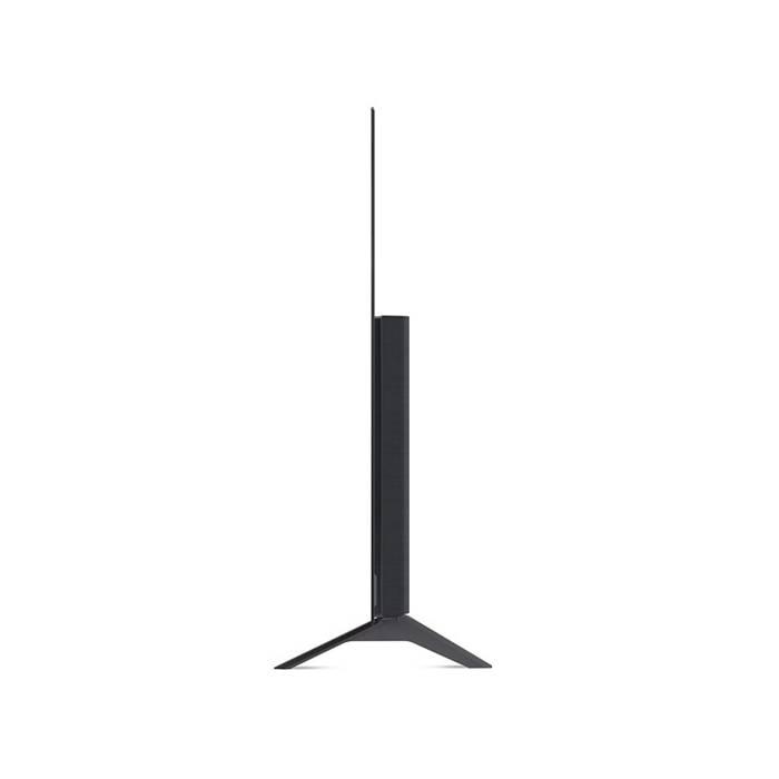 LG OLED48A1 widziany z profilu