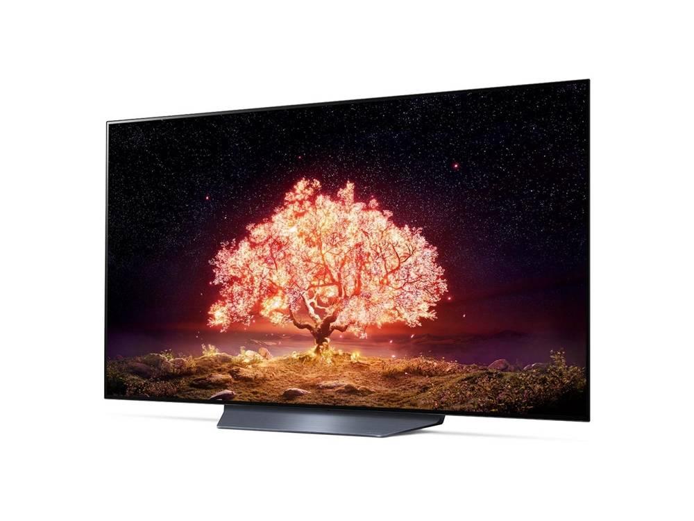 wygląd telewizora lg 55oledB1
