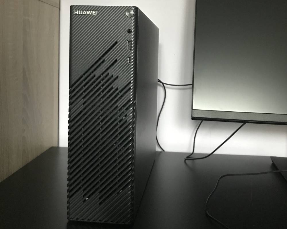 komputer matestation s na biurk