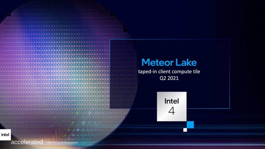 koniec etapu tape-in intel meteor lake-s