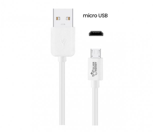 Silver Monkey USB Micro