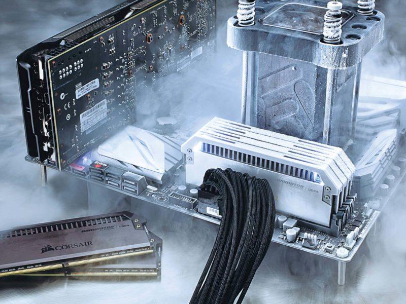 RAM DDR5 nie tylko szybszy i pojemniejszy. Będzie się też mocniej grzać niż DDR4